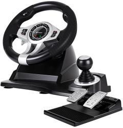 Tracer Stheering Wheel Roadster 4 in 1 (TRAJOY46524)