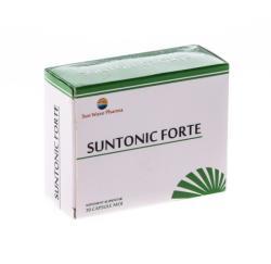 SunWave SunTonic Forte pentru îmbunătățirea tonusului fizic și intelectual, 30 capsule