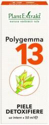 PlantExtrakt Polygemma 13, Plantextrakt, 50 ml , Detoxifiere piele