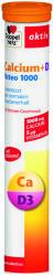 Doppelherz Aktiv Ca + D3 Osteo 1.000 mg, Queisser Pharma, 15cps efervescente