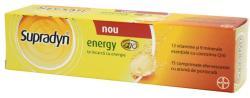 Supradyn Energy cu Coenzima Q10, 15 comprimate