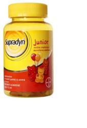 Supradyn Junior Ursuleți gumați, Bayer, 30jeleuri