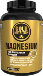 Gold Nutrition Magneziu 600 mg, Gold Nutrition, 60 cps