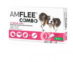 Amflee Combo Caine S (2-10 kg), 3 Bucati