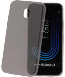 Samsung G960 Galaxy S9, Szilikon tok, Ultra Slim, füst