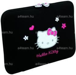"PORT Designs Hello Kitty Skin 13.3"" - Black Flowers (HKNE13BL)"