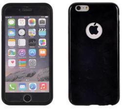 Alcatel OT-5045X Pixi 4 (5.0), Szilikon tok, Candy, fekete