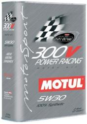 Motul 300V POWER RACING 5W-30 2 L