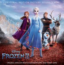 Disney Különböző előadók - Frozen 2 (Jégvarázs 2) (Cd)
