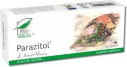 ProNatura Parazitol - 30 comprimate