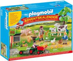Playmobil Adventi naptár a gazdaságban (70189)
