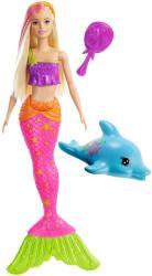 Mattel Dreamhouse - Barbie világjáró sellő (GGG58)