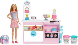 Mattel Barbie - Cukrászműhely (GFP59)