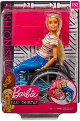 Mattel Barbie kerekesszékes baba (GGL22)