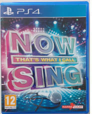 Ravenscourt Now That's What I Call Sing (PS4)