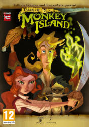 LucasArts Tales of Monkey Island (PC)
