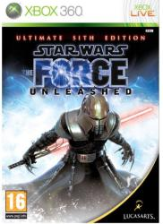 LucasArts Star Wars The Force Unleashed [Ultimate Sith Edition] (Xbox 360)