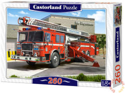 Castorland Tűzoltóautó 260 db-os (B-27040)
