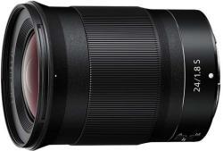 Nikon 24mm f/1.8 S (Nikkor Z) (JMA103DA)