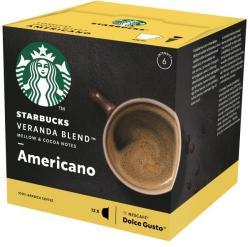 NESCAFÉ Starbucks Dolce Gusto Americano Veranda Blend (12)