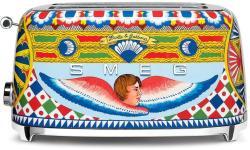 Smeg Dolce&Gabbana TSF02DGEU
