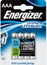 Energizer AAA Ultimate Lithium LR03 (4)