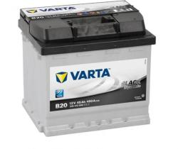 VARTA B20 Black Dynamic 45Ah 400A Bal+ (545 413 040)