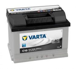 VARTA C10 Black Dynamic 53Ah 470A Jobb+ (553 400 047)