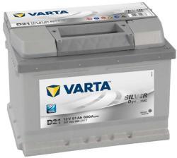 VARTA D21 Silver Dynamic 61Ah EN 600A Jobb+ (561 400 060)