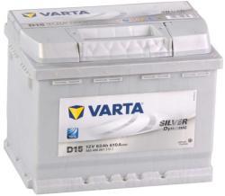 VARTA D15 Silver Dynamic 63Ah 610A Jobb+ (563 400 061)