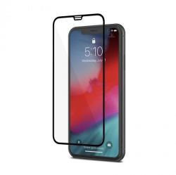 Apple Folie sticla securizata Iphone XR / Iphone 11, 5D, Full Screen, Black (FSSIXR115DFSB)