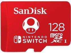 SanDisk microSDXC 128GB A1/UHS-I V30/U3 SDSQXAO-128G-GNCZN/183552