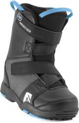 Nidecker Boots snowboard copii Nidecker Micron Mini Negru 2020