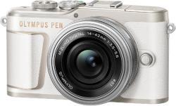 Olympus E-PL10 + EZ-M1442EZ (V205101BE000/NE000/WE000)