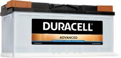 Duracell Advanced 110Ah 900A