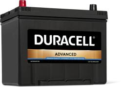 Duracell Advanced 70Ah 600A right+