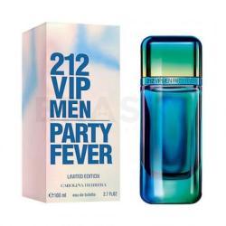 Carolina Herrera 212 VIP Men Party Fever EDT 100ml