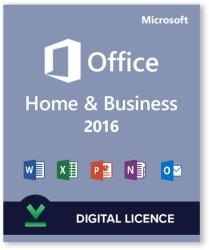 Microsoft Office 2010 Home and Student Mac 79G-01897