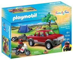 Playmobil Set Camping (70116)