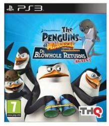 THQ The Penguins of Madagascar Dr Blowhole Returns Again! (PS3)