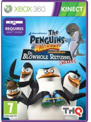 THQ The Penguins of Madagascar Dr Blowhole Returns Again! (Xbox 360)