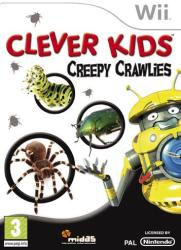 Midas Clever Kids Creepy Crawlies (Wii)
