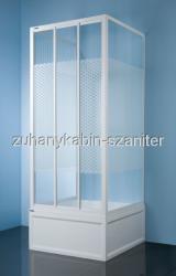 Sanplast Classic KT/DTR-C-70 70x70 cm szögletes