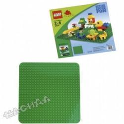 LEGO 2304 Дупло - Основна зелена плочка