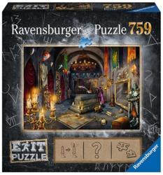 Ravensburger Exit Puzzle - Vámpír kastély 759 db-os (RAP199556)