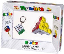 Rubik Kocka kulcstartó + Triamid