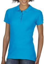 Gildan Tricou Polo Tasha L Sapphire