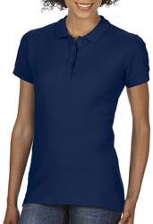 Gildan Tricou Polo Tasha L Navy