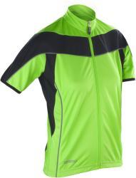 Spiro Bluza Summer Bike Adelina M Neon Lime/Black