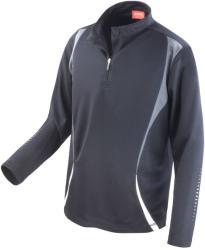 Spiro Bluza Alexis Unisex XL Black/Grey/White